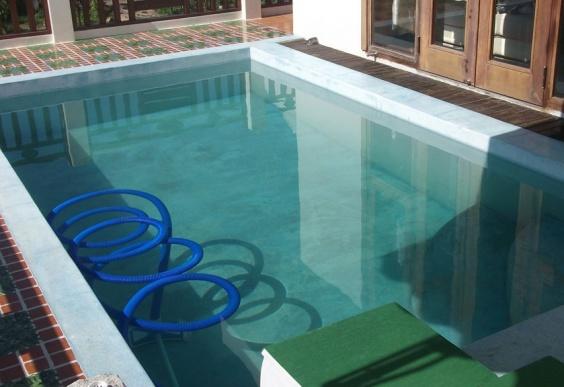 Hồ bơi tư gia chị Trang Tp. Nha Trang